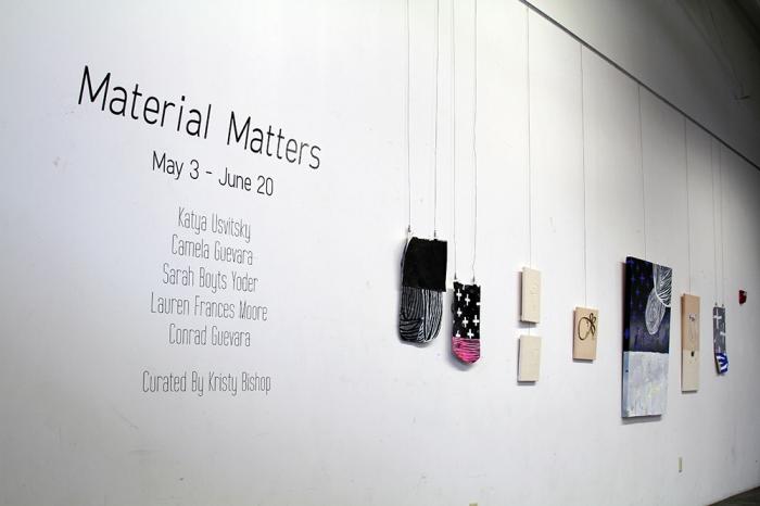 material matters decal