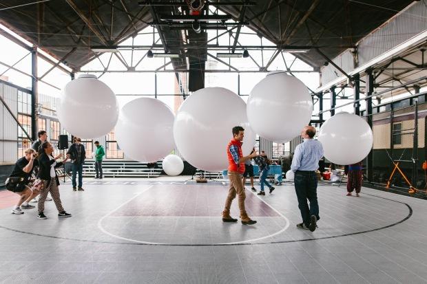 IDEO Musical Playground